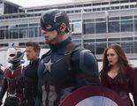 'Capitán América: Civil War': Primer clip con el equipo del Capi arrasando
