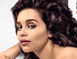 Emilia Clarke posa desnuda para Esquire: 'Esa soy yo, photoshopeada y borracha'