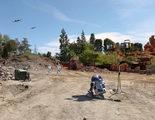 'Star Wars': Empieza la construcción del área temática en Disneyland