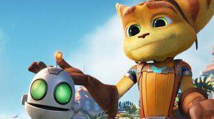 Tres fantásticos nuevos clips de 'Ratchet & Clank'