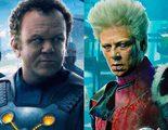 'Guardianes de la Galaxia Vol.2': Benicio Del Toro y John C. Reily no volverán