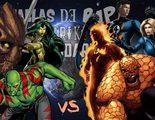 'Guardianes de la Galaxia Vol.2': Los dos personajes de 'Cuatro Fantásticos' que James Gunn incluiría en la saga
