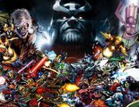 'Vengadores: Infinity War' no tendrá 67 personajes, pero sí mucho Thanos