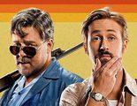 'Dos buenos tipos': La surrealista terapia de pareja de Ryan Gosling y Russell Crowe