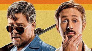 Ryan Gosling y Russell Crowe van a terapia de pareja