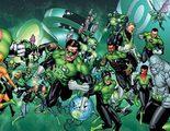 Tres Linternas Verdes de la Tierra para 'Green Lantern Corps'