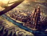 'Juego de Tronos': La cabecera de la serie, hecha con papel