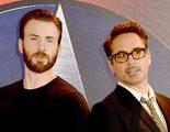 Chris Evans ('Capitán América: Civil War'): 'En el mundo real yo sería del Team Iron Man'