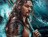 'Aquaman': Jason Momoa sigue entrenando duro para convertirse en un gran superhéroe