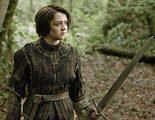 Maisie Williams, invitada sorpresa en una fiesta de amigos para ver 'Juego de Tronos'