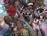 James Gunn muestra un storyboard con un nuevo personaje de 'Guardianes de la Galaxia vol. 2'