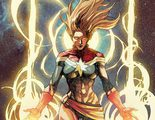 ¿Cuándo veremos a Captain Marvel por primera vez?