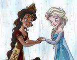 'Frozen 2': Los fans piden una novia para la princesa Elsa en las redes sociales