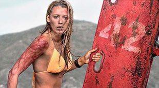 Blake Lively es atacada por un tiburón en el nuevo tráiler de 'Infierno azul'