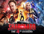 El cartel de 'Sharknado 4' es un homenaje al de 'Star Wars: El despertar de la Fuerza'