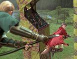 Fans de 'Harry Potter' consiguen jugar al Quidditch mientras hacen paracaidismo