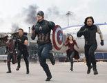 'Capitán América: Civil War' y Disney siguen salvando una taquilla española en vacas flacas