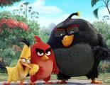 Los 'Angry Birds' desbancan a Disney en su estreno en España