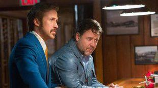 Quinta jornada en Cannes con el toque gamberro de Ryan Gosling y Russell Crowe