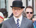 Channing Tatum rueda sus primeras escenas en el set de Londres de 'Kingsman: The Golden Circle'
