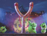 Taquilla España: Los Angry Birds, catapultados al éxito moderado