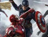 'Capitán América: Civil War' se convierte en la película más taquillera del año