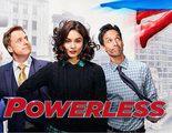 Filtrado el primer tráiler de 'Powerless', la nueva comedia de DC Comics sobre superhéroes