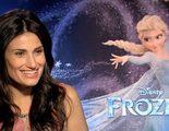 Idina Menzel (voz de Elsa en 'Frozen') a favor de que la protagonista tenga una novia en 'Frozen 2'