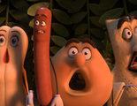Seth Rogen es Walt Disney en la nueva promo de 'La fiesta de las salchichas'