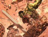 Thor y Hulk lucirán nuevos looks en 'Thor: Ragnarok'
