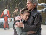 'Star Wars': Carrie Fisher se enfrenta a la figura de cera de Leia en el Madame Tussauds