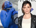 'X-Men: Apocalipsis': Rose McGowan crítica un póster por trivializar la violencia de género