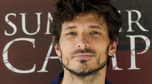 "Andrés Velencoso: ""No he venido a demostrar si puedo actuar o no"""