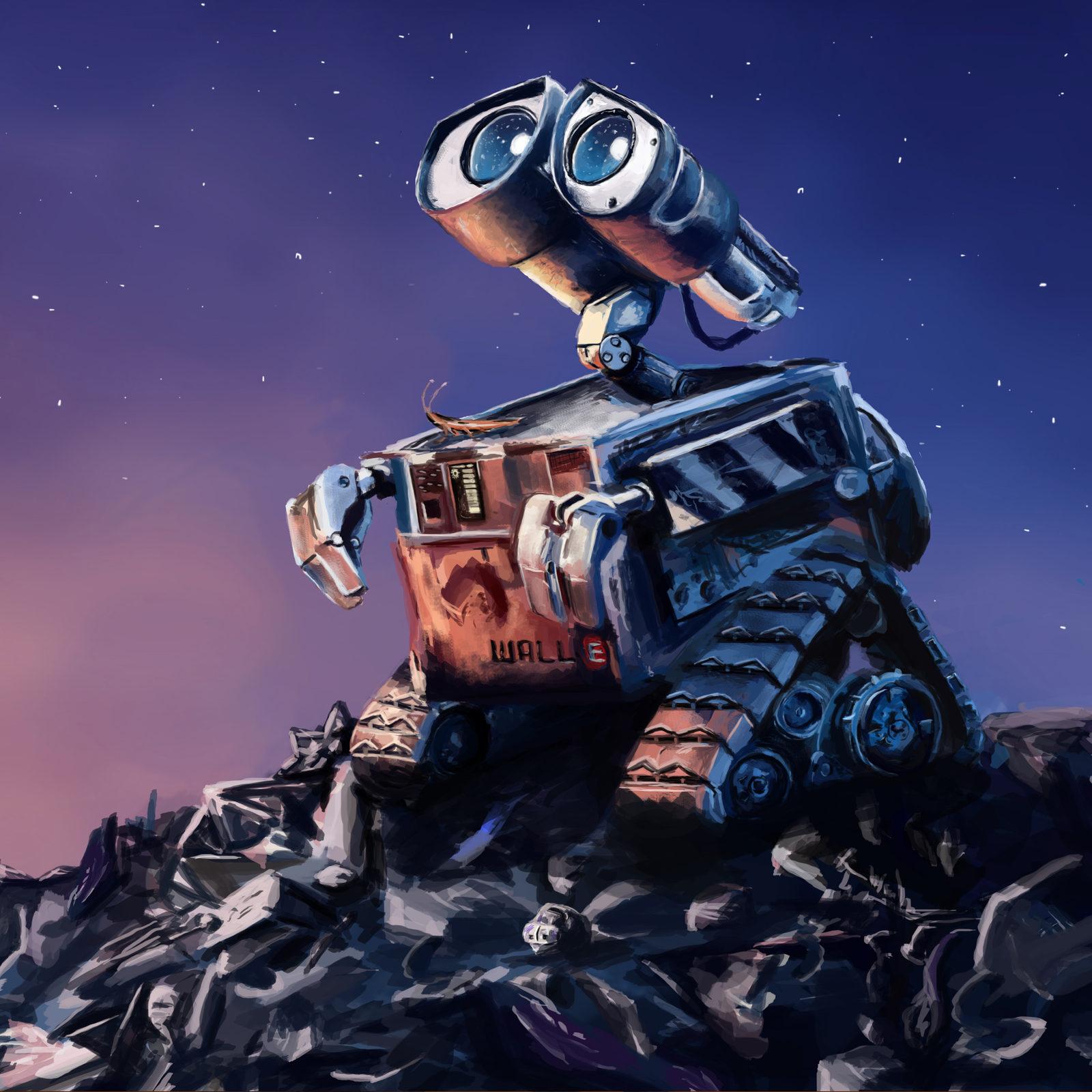 """Andrew Stanton sobre una secuela de 'WALL-E': """"No sé si"""