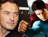 Jude Law rechazó el papel de Superman al probarse el traje