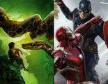 'El libro de la selva' y 'Capitán América: Civil War' lideran la taquilla europea en abril y mayo