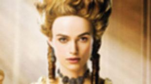 'The duchess', cuando la estética vence a la historia