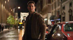 Tom Cruise no se anda con tonterías en el primer tráiler de 'Jack Reacher: Nunca vuelvas atrás'