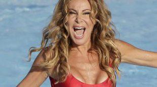 ¿Remake patrio de 'Los vigilantes de la playa' con Ana Obregón?