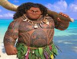 La película 'Vaiana' recibe críticas por el 'ofensivo' personaje de Dwayne Johnson, Maui