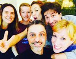 'Compañeros': Así ha sido el reencuentro con el reparto original de la serie