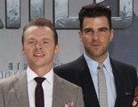 'Star Trek: Más allá': Simon Pegg y Zachary Quinto desacuerdo con George Takei y su opinión sobre un personaje gay