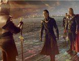 Así es Asgard visto a través del set de rodaje de 'Thor: Ragnarok'