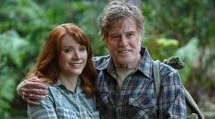 Primer clip de 'Peter y el dragón', con Robert Redford y Bryce Dallas Howard