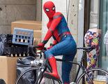 'Spider-Man Homecoming': Nuevas fotos de Tom Holland en acción