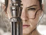Daisy Ridley celebra el final del rodaje de 'Star Wars: Episodio VIII' con una foto detrás de las cámaras