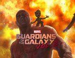 'Guardianes de la Galaxia vol.2': Nuevo concept art revela un nuevo personaje y qué será de Groot