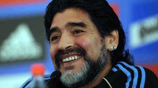 Maradona tendrá su propia serie de televisión