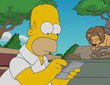 'Pokémon GO': Homer Simpson sucumbe a la fiebre del juego de moda