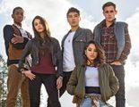 Pósters exclusivos para España de los 'Power Rangers' en solitario